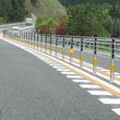 暫定2車線区間のワイヤーロープ効果アリ 対向車線への飛び出し激減 新たな課題も