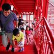 8月11日(日・祝)は山の日!東京の真ん中で山登り!山に見立てた「東京タワー」を外階段で昇ろう!