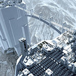 核戦争により高所での生活を余儀なくされた世界で文明を再構築。都市建設シム「Cliff Empire」がSteamで正式リリース