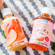 JR東日本「acure」から発売中 暑い夏に飲みたくなる『福島あかつき もも』と『アールグレイ ルイボスティー』