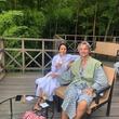 中村江里子、家族で箱根を満喫「まったりと過ごしました」