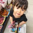 はんにゃ・川島の妻、凄い量の駄菓子売り場に目をキラキラさせる娘「天国や~」