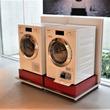 洗濯機と乾燥機で74万円なり! 「あえてメニューは英語表記」のドイツ発・最新ラグジュアリーモデルを見に行った