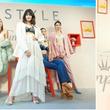 ビジュアルモデル福士リナがアモスタイルの新作ランジェリーを身に着け、圧巻のファッションウォーキングを初披露!
