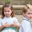 ジョージ王子&シャーロット王女、ボートの上から両親参加のヨットレース観戦