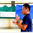 T&F.net KOBE 野口研治トレーナーの「走り方教室」 夏休みキャラバン ITC神戸インドアテニススクール開催は無事終了。8月後半ラストスパート開催も好評受付中!!