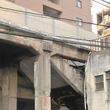 横浜中心部の「戦争遺跡」旧平沼駅 京急線の高架にその痕跡を探す