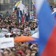 モスクワで市議会選巡る抗議集会、監視団体「過去8年で最大規模」