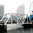 横浜港の廃線跡を歩いてみた レトロな明治の鉄橋そのまま、近くに東急線跡の遊歩道も