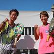 ビーチテニス大会「SammyCUP2019」閉幕!嵐・大野似のイケメンチャンピオンが誕生