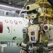ロシアのロボット宇宙飛行士 ソユーズ宇宙船で国際宇宙ステーションへ