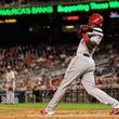 【MLB】驚異の新星また打った! レッズ新人、メジャー史上最多のデビュー12戦で8本塁打