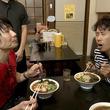 豚一家、岡山で戸次の友人お薦めのラーメンを食す!