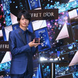 注目の若手実力派俳優・神尾楓珠さんがメイク生体験に「PR担当としてのレベルが上がりました!」