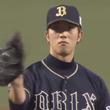 オリ田嶋、警告試合で死球当て退場処分 直前に大乱闘で佐竹コーチが退場