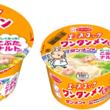 ワンタンメンどんぶり タンメン味 ミニワンタンメン タンメン味 リニューアル発売