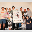 """注目映画「JKエレジー」主演の希代彩、舞台挨拶で""""立ち見満席""""に感無量!"""