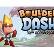 Switch向けソフト「バルダーダッシュ:Boulder Dash - 30th Anniversary」が今秋発売。穴を掘って洞窟を進むアクションパズル