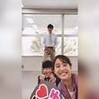 新木優子、高良健吾&浜野謙太のチャレンジ動画に「お茶目」「可愛すぎる」の声