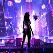 「BEATS FEVER VRリズムステージ」が8月19日に発売。美しいビジュアルが特徴のPS VR専用リズムアクションゲーム
