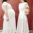 北山みつき、妊娠中の妹と2ショット「やっぱり姉妹似てますよね」