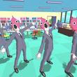 アニメ「ビジネスフィッシュ」植木等×DOTAMAの新「スーダラ節」で魚脇タイが踊るMV