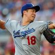 【MLB】前田健太、7者連続空振り三振奪取も…5回途中3失点で降板、9勝目はならず