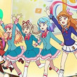 あのアイドル達が帰ってくる! 10月5日(土)10:30スタートの「アイカツオンパレード!」で,歴代シリーズのアイドル達が大集合