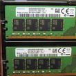 3.7万円から買えるSamsung純正のDDR4 32GBメモリー