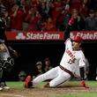 【MLB】大谷、今季最長タイ8戦連続安打で逆転勝ちに貢献! 「ルパン三世」に乗って代打安打