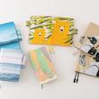 松本大洋が「ほぼ日手帳」とコラボ、マンガ読む少年をプリントした手帳カバー