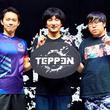 「TEPPEN」の全世界累計ダウンロード数が200万を突破。エキシビションマッチに参加した梅原大吾選手らのコメントも到着