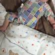 ベビー布団カバーで清潔を保とう!快適な寝具で赤ちゃんもぐっすり☆