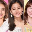 新木優子&飯豊まりえ&谷まりあ、夏休みのプライベートショットに「美女トリオ」と反響