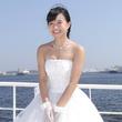 美しいウエディングドレス姿に沸く! 百川晴香がクルージングパーティー開催