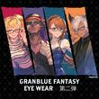 『グランブルーファンタジー』からゼタ、バザラガ、ベアトリクス、ユーステスをイメージした眼鏡が登場