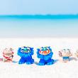 ぺこ、沖縄での家族ショットにファン「いいなぁ沖縄」