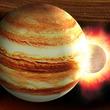 木星にもっと巨大な何かが衝突したっぽいです、大昔