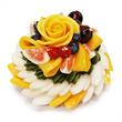 """「ありがとう」の気持ちを込めたフルーツの花束!カフェコムサ""""敬老の日""""限定ケーキを8/24から予約受付開始"""