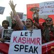 パキスタン、カシミール問題で国際司法裁に提訴の構え