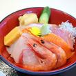 新鮮な庄内浜の海の幸を堪能できる市場 / 山形県酒田市の「さかた海鮮市場」