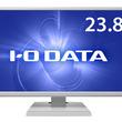 アイ・オー・データ、USB Type-CでPCへ給電もできる23.8型液晶