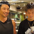 【K-1】皇治が魔裟斗、内山高志とスパー&ミット打ち「必ず勝たないと発言権もなくなる」