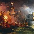 火船戦術の極み。史上最大の大量破壊兵器と称される浮遊爆弾「ヘルバーナー」の歴史(ヨーロッパ)