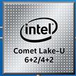 Intel,「Comet Lake」版ノートPC向け第10世代Coreプロセッサ「Core i7-10710U」などを発表。薄型ノートPCも6コアの時代に
