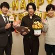 ディーン、次期月9共演の岩田剛典&佐々木蔵之介から誕生日祝い