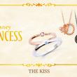 THE KISS ディズニーコレクションより、プリンセスデザインの新作が登場!!