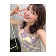 「我ながらセクシー!」松本圭世、オトナな大胆シースルー衣装でキメポーズ /ミッドナイト競輪