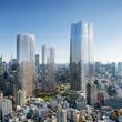 """日本一の330メートル高層ビル、森ビルが着工 """"超高層""""は今後10年で大きく変化"""