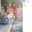 おもちゃの車を運転する6歳児に偽の違反切符 警察官とのやり取りにほっこり(カナダ)